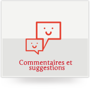 commentaires suggestions